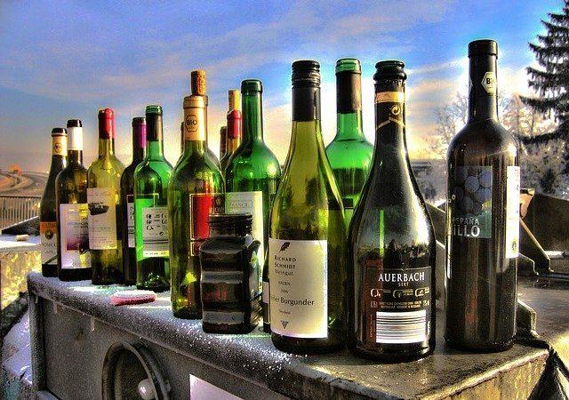 Comprendre ce que c'est que les vins spiritueux