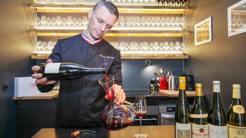 Les bienfaits du vin sur la santé de l'homme
